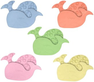 green sprouts by i play. Tiny Bath Mats - Multicolor - 5 ct