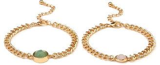 Forever 21 Simply Stated Bracelet Set