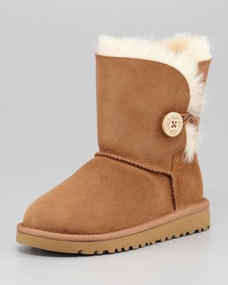 UGG Bailey Button Short Boot, Toddler Sizes