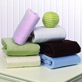 Carter's Easy-Fit Sateen Crib Sheet