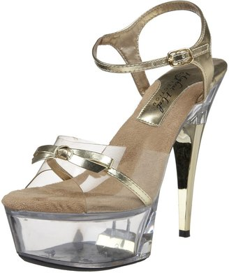 The Highest Heel Women's Delicate Sandal