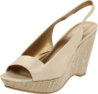 AK Anne Klein Women's Fortuna Wedge Sandal