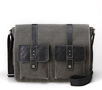 Relic canvas messenger bag