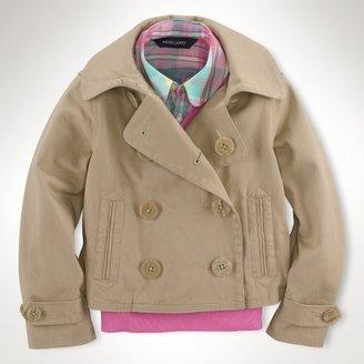 Lightweight Pea Coat