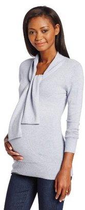 Ripe Maternity Women's Maternity Angora Blend Knit