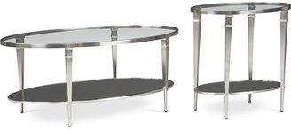 Madelynn Tables, 2 Piece Set (Coffee Table and End Table)
