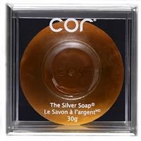 Cor Silver Soap 30g