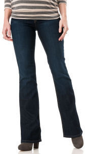 A Pea in the Pod SOLD Design Lab Secret Fit Belly® 5 Pocket Boot Cut Maternity Jeans
