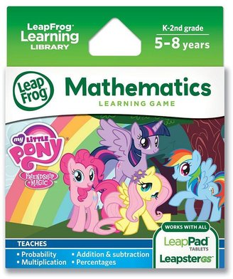 My Little Pony Friendship is Magic Explorer Learning Game by LeapFrog