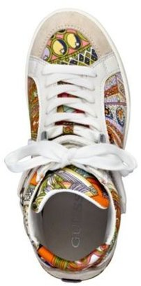 GUESS Perina Wedge Sneakers