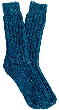 J.Crew Donegal HosieryTM socks
