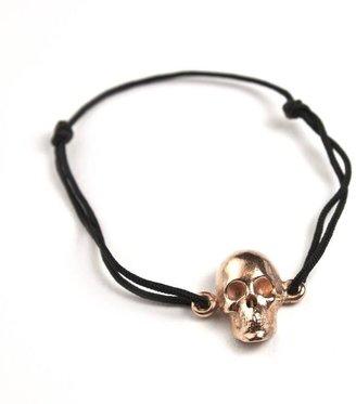 LeiVanKash Skull Bracelet (Rose gold)