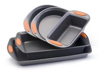 Rachael Ray Yum-O Nonstick 5-Piece Bakeware Set