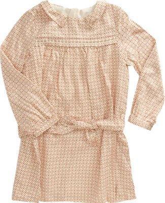 Chloé Long Sleeve Tile Dress