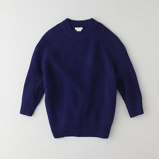 Demy Lee chelsea rib cashmere sweater