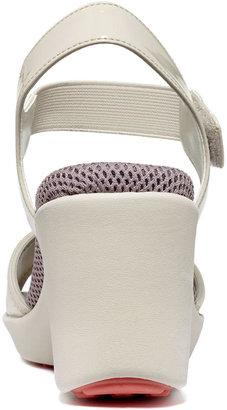 Easy Spirit Shoes, Janiel Platform Wedge Sandals