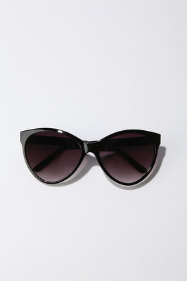 Cat Eye UO Oversized Cat-Eye Sunglasses