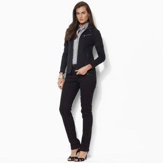 Lauren Ralph Lauren Ralph Cotton Moto Jacket