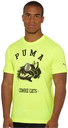 Puma Global Rallycross Zombie Cats T-Shirt