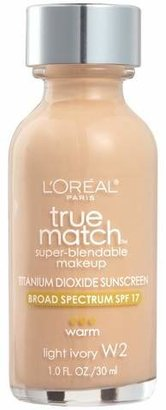 L'Oreal® Paris True Match Super-Blendable Makeup $7.49 thestylecure.com