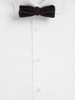 Band Of Outsiders Medium Donegal Bow Tie