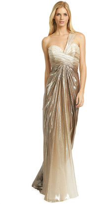 Pamella Roland Sands Of Croatia Gown