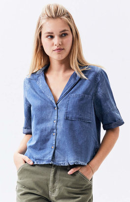 RVCA Inner Thoughts Chambray Shirt