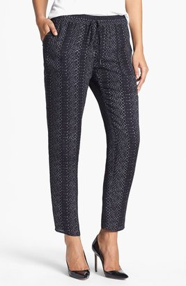 Joie 'Theron' Crop Silk Pants