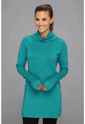Moving Comfort Chic Tunic (Luxe Heather) - Apparel