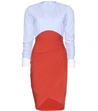 Carven TWO-TONE DRESS