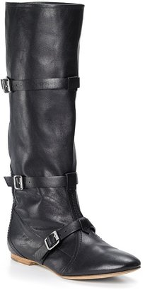 Belle by Sigerson Morrison Belted Flat Boots