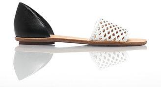 Loeffler Randall Sawyer d'orsay sandal