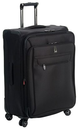 Delsey luggage, helium x'pert lite 25-in. expandable suiter spinner upright