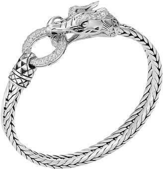 John Hardy Naga Head Bracelet