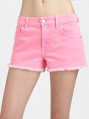 TEXTILE Elizabeth and James Ruby Shorts