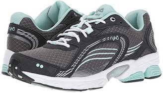 Ryka Ultimate (Forge Grey/Black/Mint Ice/Chrome Silver) Women's Running Shoes