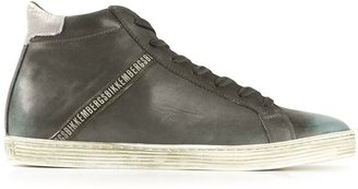 Bikkembergs lace-up sneakers