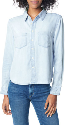 Joe's Jeans Erin Denim Button-Down Shirt