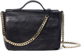 Theyskens' Theory Waren Leather Handbag