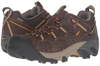 Keen Targhee II (Gargoyle/Midnight Navy) Men's Waterproof Boots