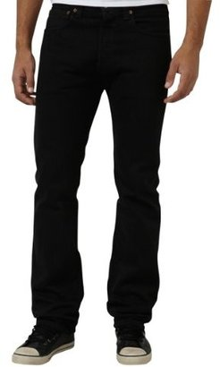 Levi's Men's 501 Original Fit Jean, Black, 36x34