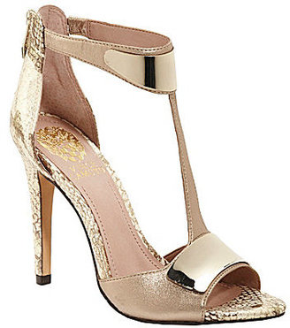 Vince Camuto Kipton Metallic Sandals