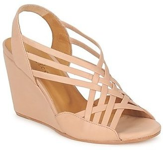 Coclico JAFET women's Sandals in Pink
