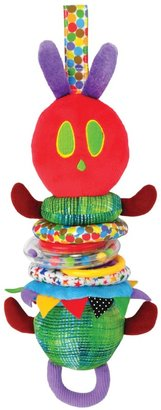 Kids Preferred The World of Eric Carle Jiggle Caterpillar Pull Toy