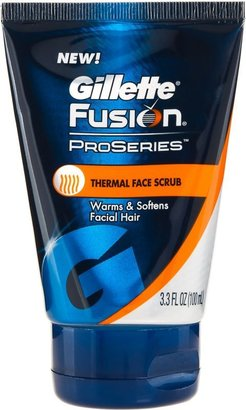 Gillette Fusion Pro Series Thermal Face Scrub