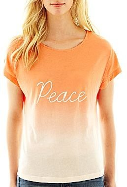 Mng by Mango® Ombré Graphic Tee