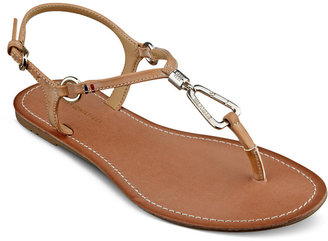 Tommy Hilfiger Shoes, Leuca Thong Sandals