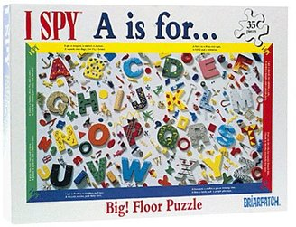 Briarpatch I Spy A is for... Floor Puzzle (35 pc)