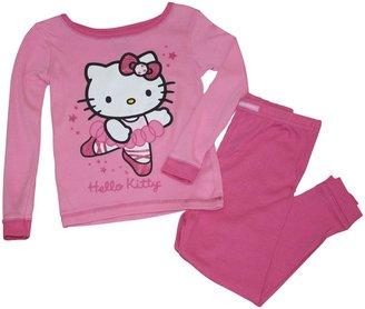 Hello Kitty L/S Cotton Set