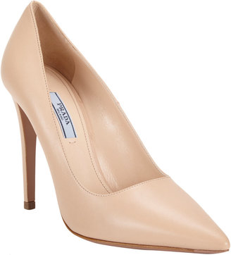 Prada Point-toe Pump